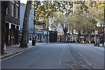 TQ3182 : Rosebery Avenue by N Chadwick