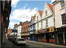 TG2309 : Restaurants in Magdalen Street by Evelyn Simak