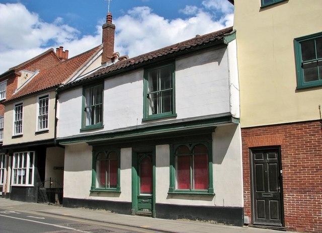 135 Magdalen Street - Jacquard Club (former)