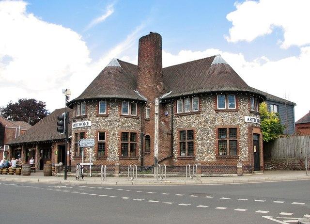 The Artichoke pub