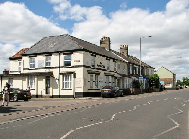 38/40 Magdalen Road - The Norfolk Clinic