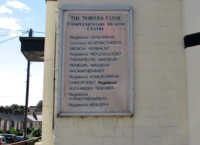 The Norfolk Clinic - Complementary Health Centre
