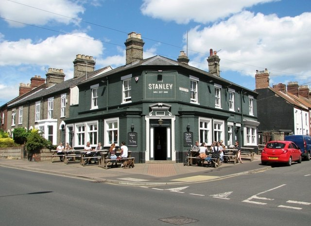 33 Magdalen Road - The Stanley public house