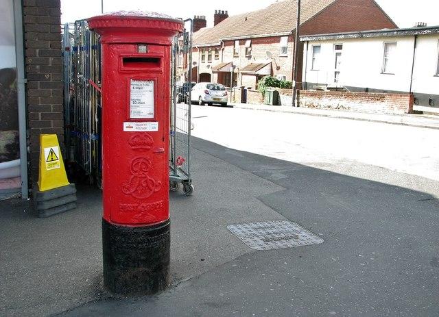 NHS/Royal Mail Priority Postbox