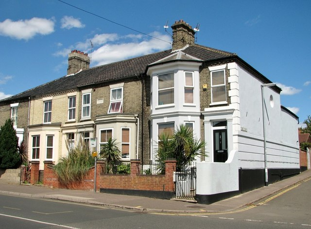 Terrace on Magdalen Road
