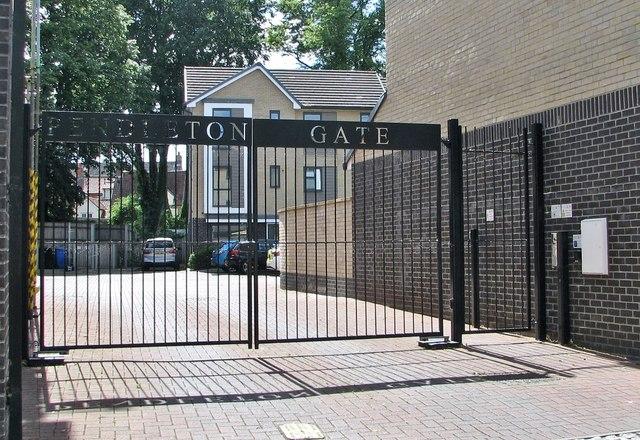 Pendleton Gate