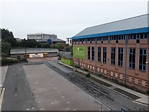NZ2564 : Manors Metro station, Newcastle upon Tyne by Graham Robson