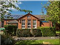 SK3516 : Ashby-de-la-Zouch Library by Oliver Mills