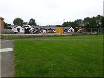 NZ2568 : New houses, South Gosforth Green, Newcastle upon Tyne by Graham Robson