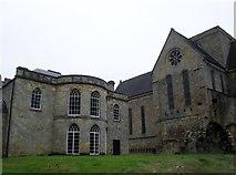 NZ1198 : Brinkburn.  Manor  House  and  Priory by Martin Dawes