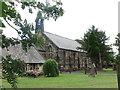 NZ2975 : Holy Trinity Church, Seghill by Geoff Holland
