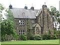 NZ2975 : Former Vicarage, Holy Trinity Church, Seghill by Geoff Holland