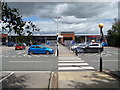 TM4290 : Tesco Superstore, Beccles by Geographer
