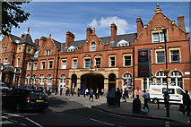 TQ2781 : Marylebone Station by N Chadwick