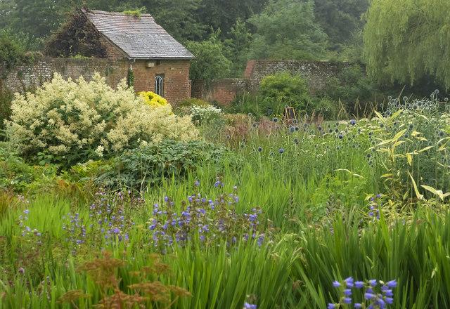 Walled Garden at Croft Castle, 3
