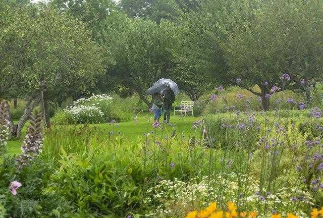 Walled Garden at Croft Castle, 5