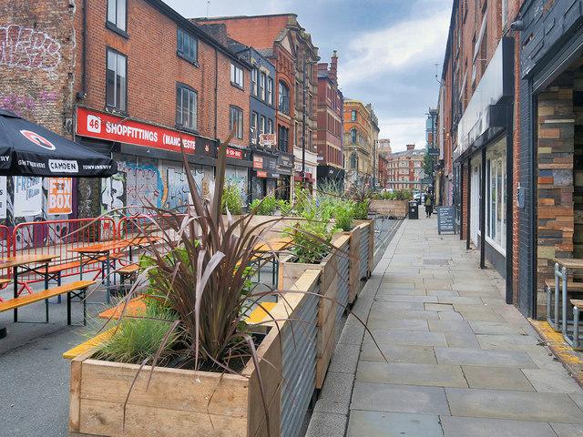 Northern Quarter - Partial Pedestrianisation of Thomas Street