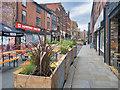 SJ8498 : Northern Quarter - Partial Pedestrianisation of Thomas Street by David Dixon