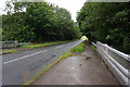 SE8430 : Thimblehall Lane towards Landing Lane by Ian S