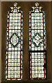 SS9833 : Window, St Mary Magdalene's church, Withiel Florey by Derek Harper