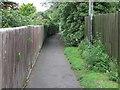 NZ2874 : Public Bridleway Near Front Street, Seghill by Geoff Holland