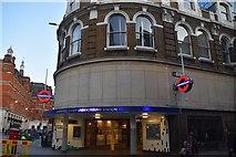TQ3381 : Liverpool Street Underground Station by N Chadwick