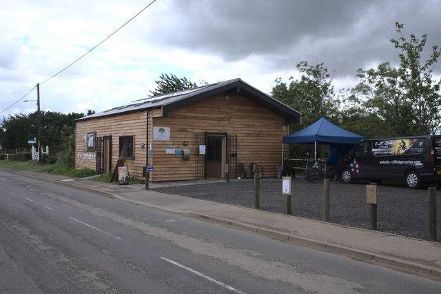 New community shop