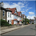 TL4657 : On St Barnabas Road by John Sutton