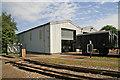 SU5291 : Didcot Railway Centre  by Chris Allen