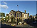 SE2135 : Former Baptist Sunday School, Priesthorpe Road, Farsley by Stephen Craven