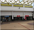 ST2995 : Recently reopened Greggs, Monmouth Walk, Cwmbran by Jaggery