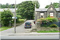 SE2203 : Bridleway passing a former chapel, Thurlstone by Humphrey Bolton