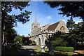 TL8518 : Kelvedon  St. Mary the Virgin church by Adrian S Pye