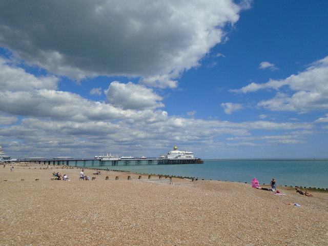 Eastbourne Pier - July 2020