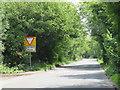SU0595 : Broadway Lane, near South Cerney by Malc McDonald