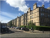 NT2572 : Arden Street, Marchmont by Richard Webb