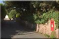 SX9473 : Postbox, Woodway Road, Teignmouth by Derek Harper