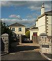 SX9474 : House, New Road, Teignmouth by Derek Harper