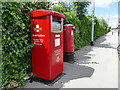 SE2833 : Postboxes on Armley Road by Stephen Craven