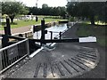 TL2470 : Lock on the River Great Ouse west of Godmanchester by Richard Humphrey