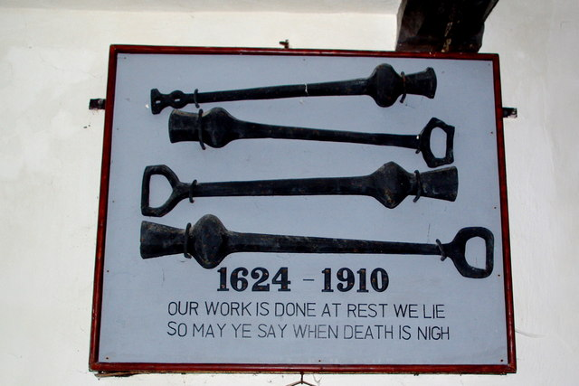 Old bell clappers