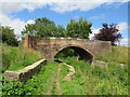 SU0399 : Cowground Bridge near Siddington by Malc McDonald