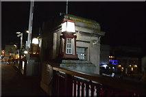 SY6778 : Control room, Town Bridge by N Chadwick