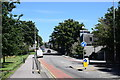 NJ9305 : Looking along Willowbank Road (the A93) by Bill Harrison