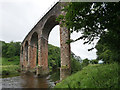 NY4175 : The Liddel Viaduct from the bank of the Liddel Water by James T M Towill