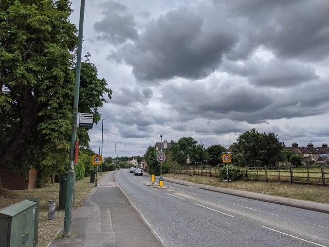 Hawley Road (A225)