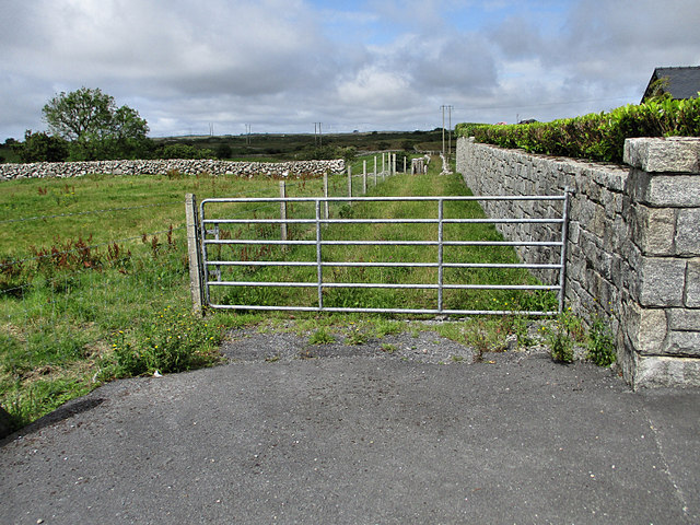 Gated Lane