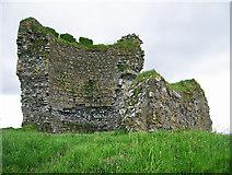 R2445 : Castles of Munster: Shanid, Limerick by Garry Dickinson
