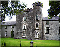 N9485 : Castles of Leinster: Smarmore, Louth (1) by Garry Dickinson
