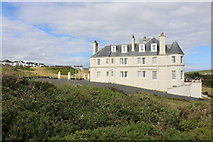 NW9954 : Portpatrick Hotel by Billy McCrorie